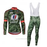 2018 Maillot Cyclisme Armee De Terre Camouflage Manches Courtes et Cuissard
